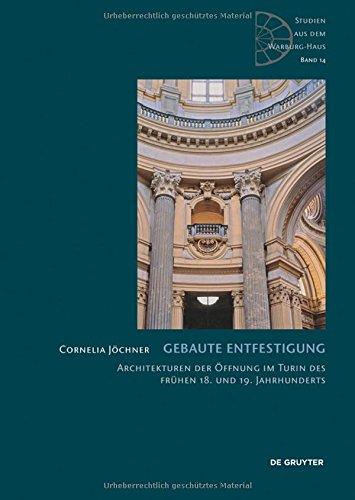jöchner, cornelia: gebaute entfestigung - arthist: netzwerk, Innenarchitektur ideen
